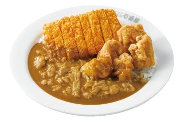 肉類のカレー|チキン三昧カレー
